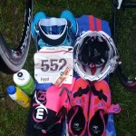 Columbia Triathlon Race Recap