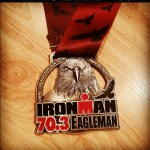 Ironman 70.3 Eagleman Race Recap