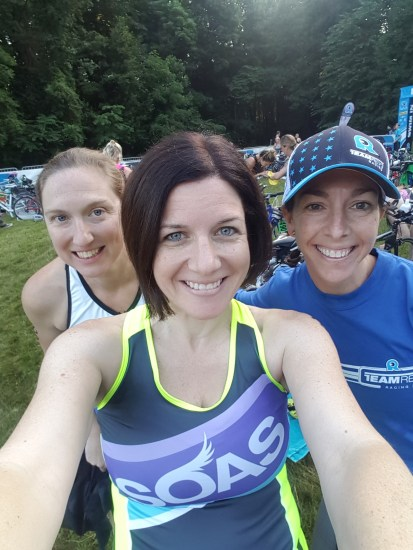 Rev3 Montclair Triathlon pre-race