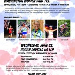 DC Women in Triathlon Event {Friday Five}