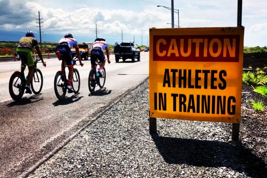 d1fc12c3c96 Biking on the Queen K in Kona - You Signed Up For WHAT !