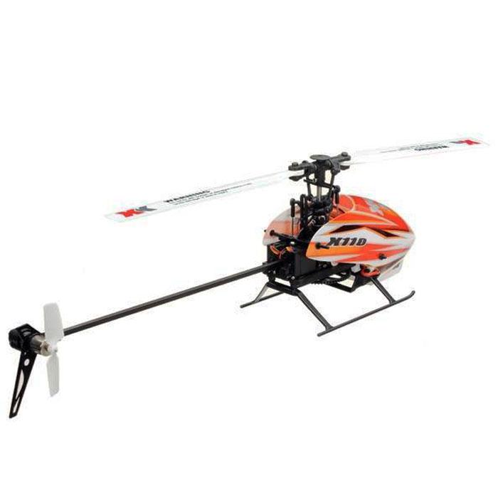 XK K110 Parts XK Blash K110 RC helicopter Spare parts 6CH