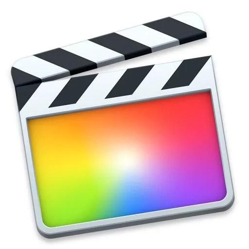 Formation montage et post production avec Final Cut Pro X, Motion, Compressor, Affinity Photo et Logic ProX