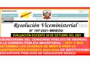 ✅[MINEDU] PRUEBA ÚNICA PARA NOMBRAMIENTO DOCENTE 2021 Y CONTRATA DOCENTE 2022 Y 2023 SERÁ 30 DE OCTUBRE DEL 2021.