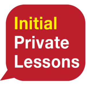 Private Lessons Product -initial
