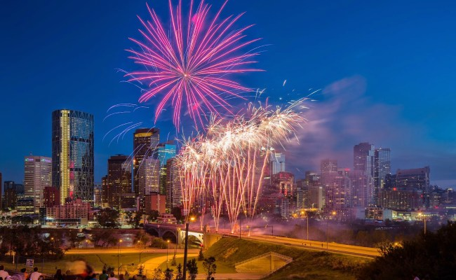 Your Guide To Canada Day In Calgary Youth Are Awesome