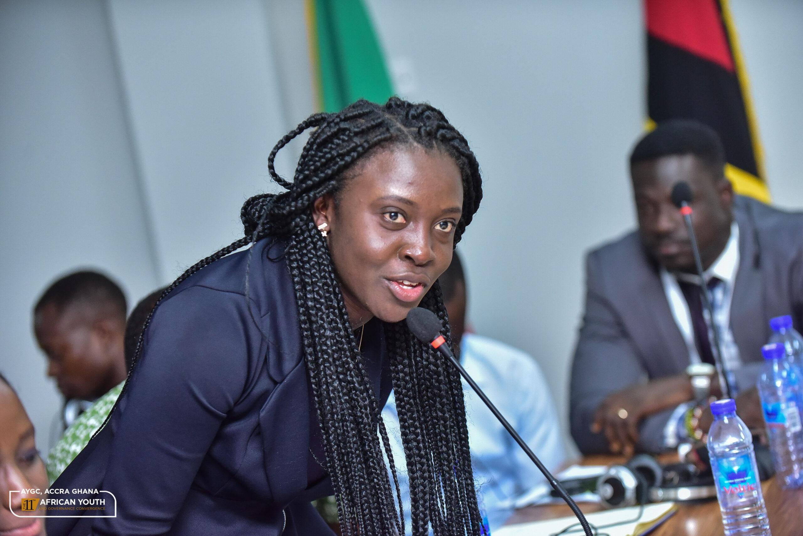 African Youth and Governance Convergence - Cornelia Opoku Gyemfi