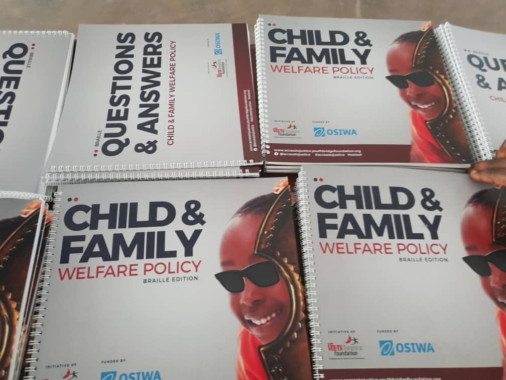 Child and Family Welfare Policy