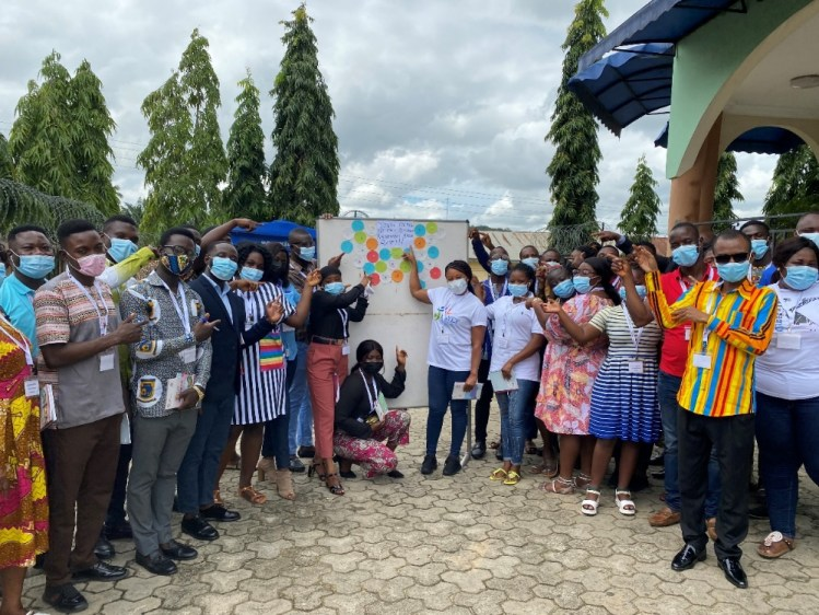 STATEMENT OF COMMITMENT – YOUTH IN GHANA PLEDGE TO HONOR DISTRICT ASSEMBLY BASIC RATE