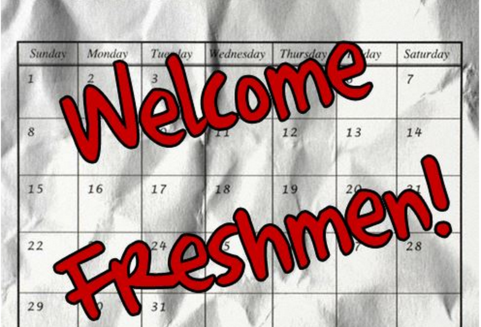 Survival Guide: 10 Tips For Your Freshman Year of College