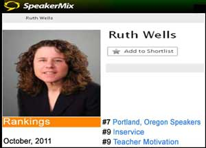 On-Site Workshop Speaker Ruth Herman Wells