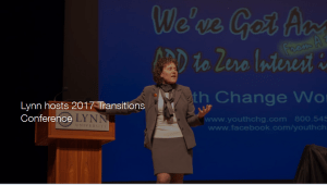 keynote speaker education