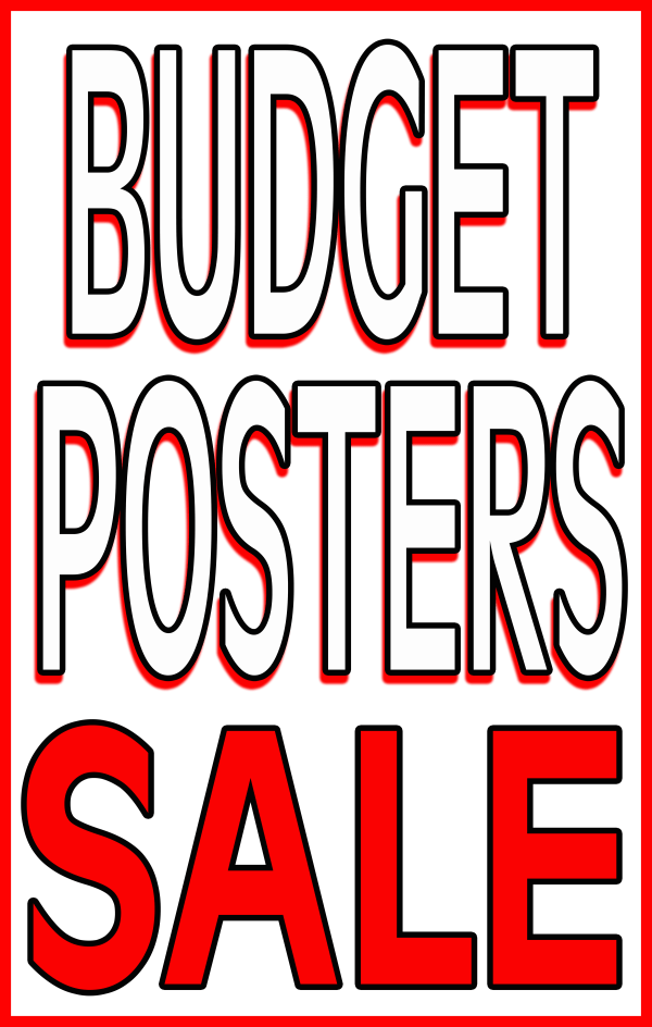 budget school posters