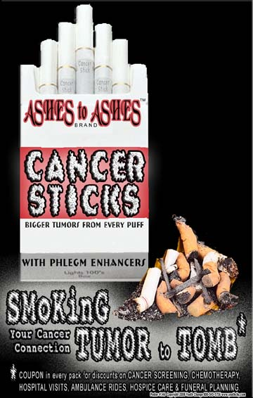 Smoking Prevention Poster