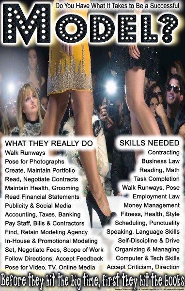 career ed poster
