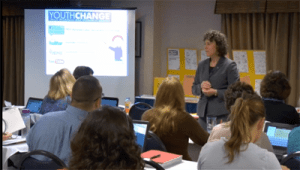 teachers professional development workshop