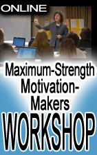 Motivate Unmotivated Students Online Workshop