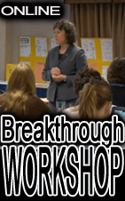 Online Breakthrough Strategies Workshop