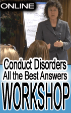 Behavior Disorders Online Professional Development Workshop