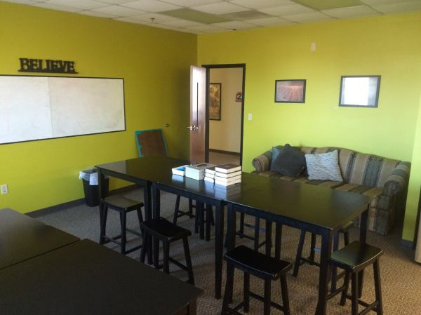 Youth Group Room Decorating Ideas