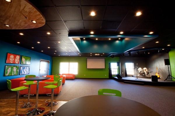 Church Youth Room Ideas