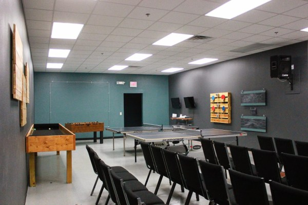 Church Youth Ministry Room Ideas