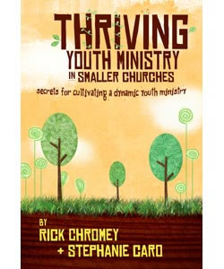 Review: Thriving Youth Ministry in Smaller Churches