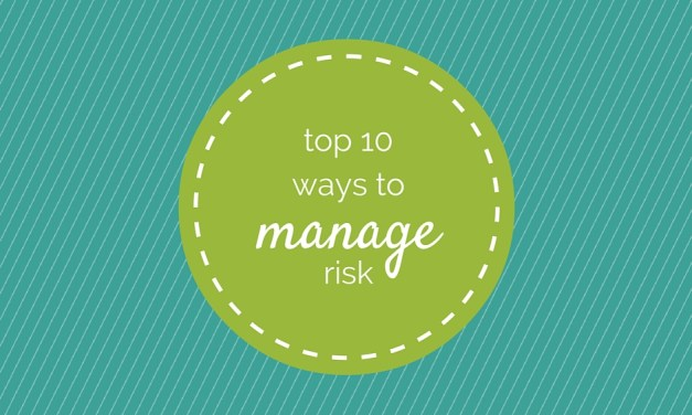 Servant Events: Top 10 Ways to Manage Risk
