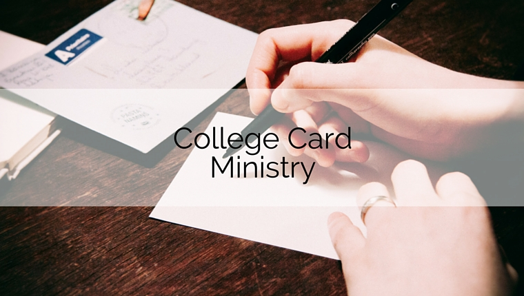 College Card Ministry