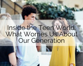 worries about teens