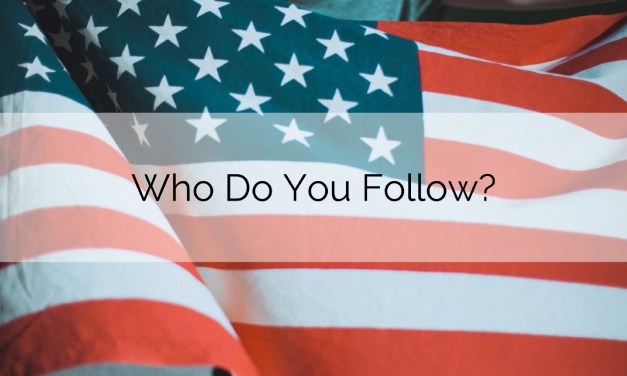Who Do You Follow?