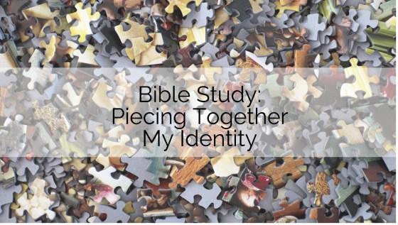 Bible study identity