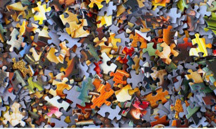 Bible Study: Piecing Together My Identity