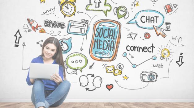 Sharing Scripture and Prayer on Social Media