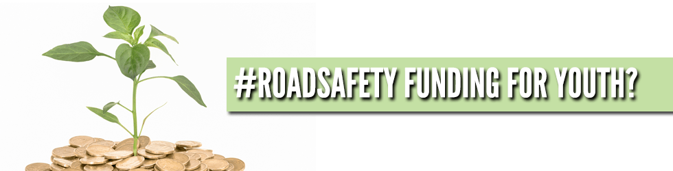 Brian's Column: Young people need sustainable funding for #RoadSafety