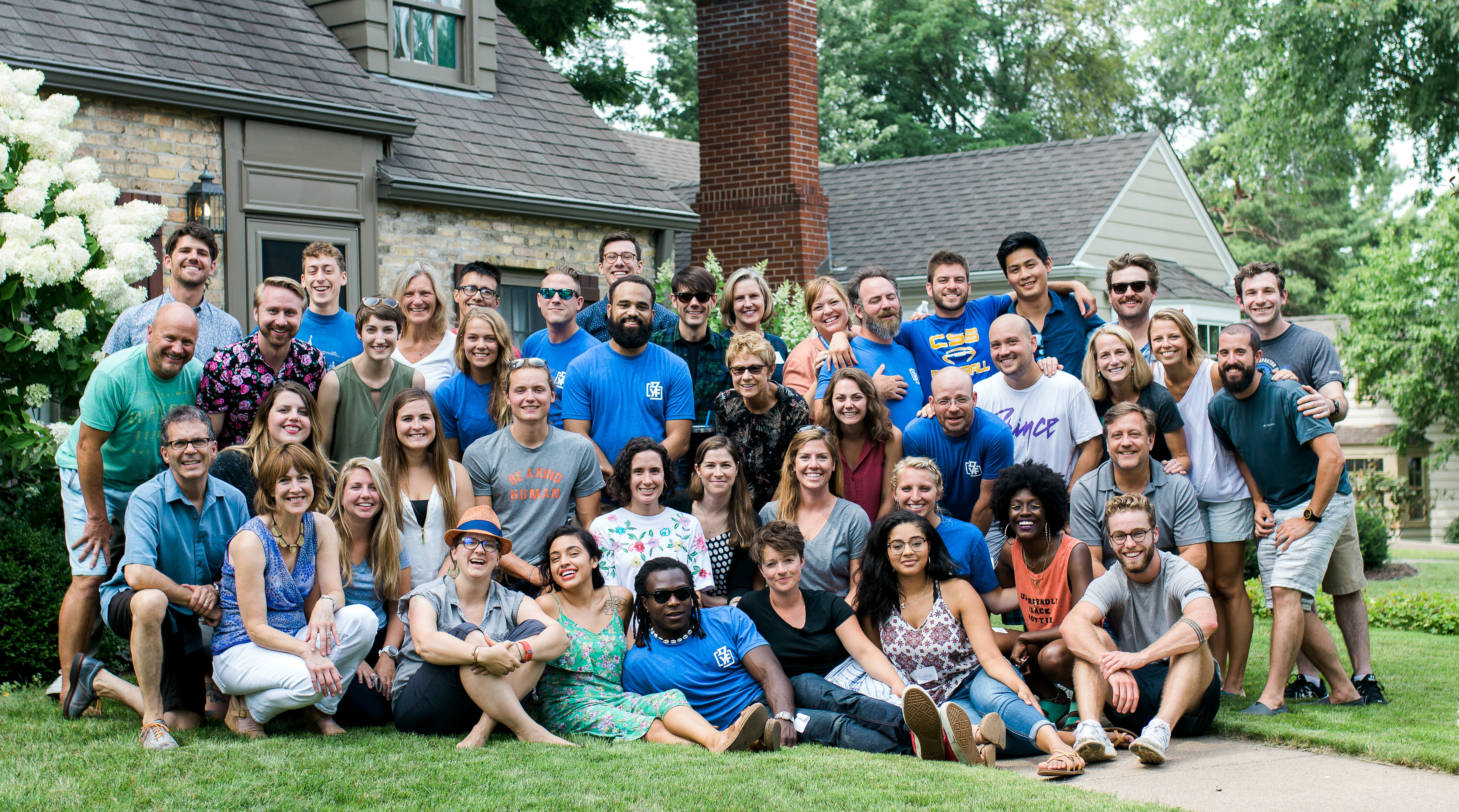 2018 Youth Frontiers Staff