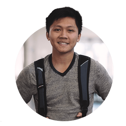 2019 Minnesota Character Award Winner Dani Putra
