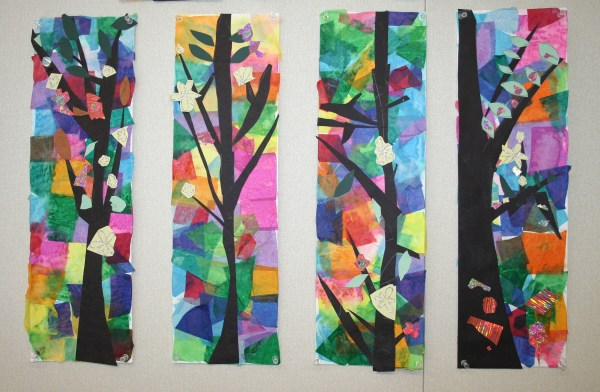 Mosaic Youth In Arts San Rafael