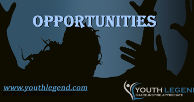Opportunites for youth