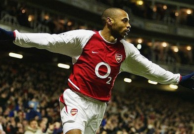 My Idol: Thierry Henry