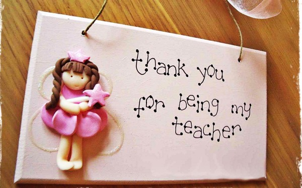 Teachers day poems - Blessed to have teacher like you