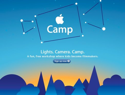 Send Your Kid to Apple Camp