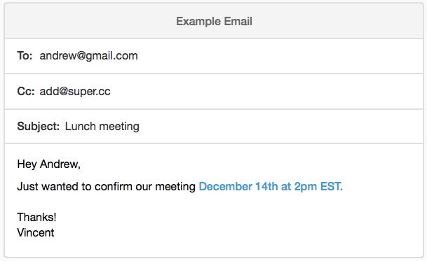 super.cc email