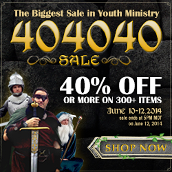 Save Big on Youth Ministry Resources