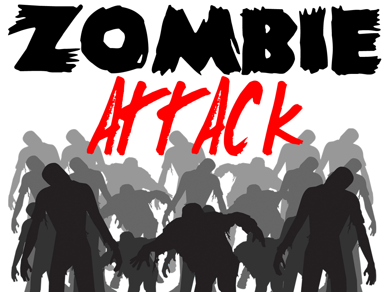 Zombie Attack Game Youth Ministry Media