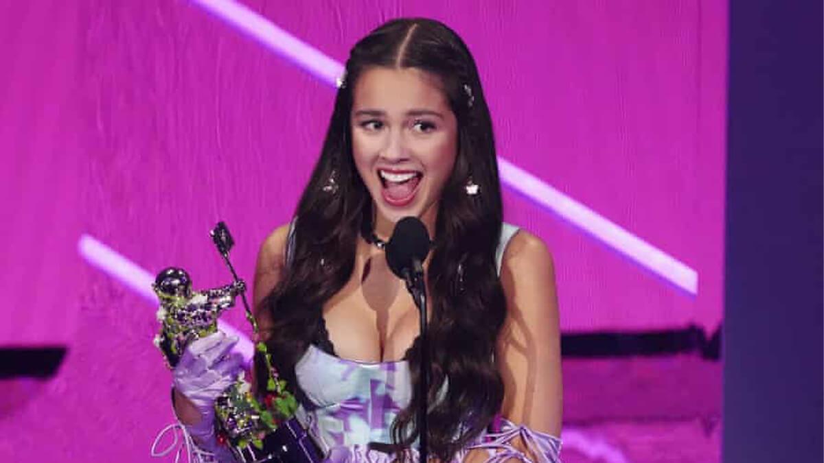 MTV VMA 2021 — Olivija Rodrigo