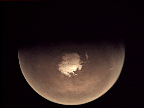 red planet photo