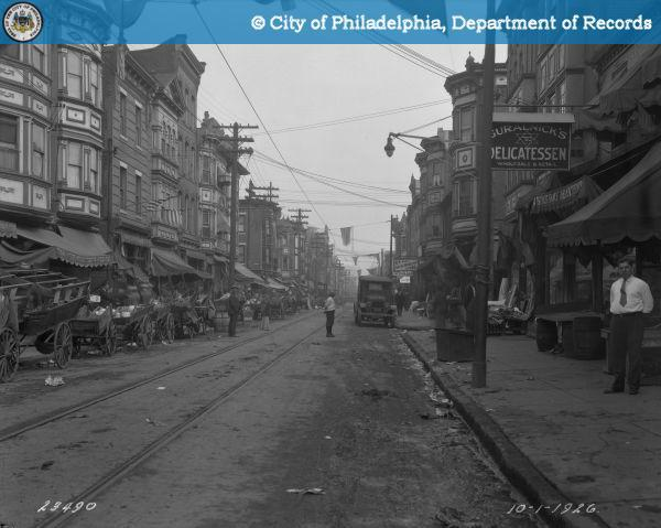The Street of Philadelphia