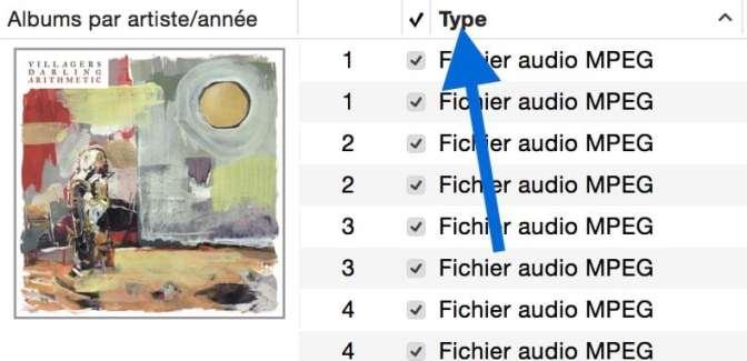 Convertissez facilement un album en mp313