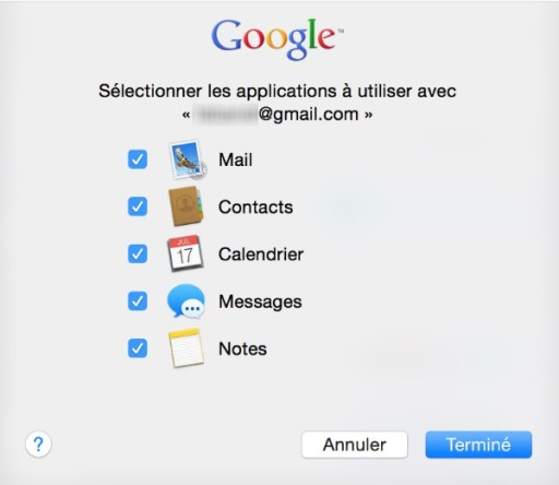 Comment configurer une adresse gmail sur votre mac 4